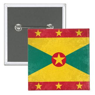 Grenada Bóton Quadrado 5.08cm