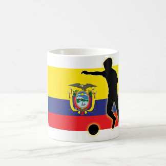 Grevista de Equador Caneca De Café