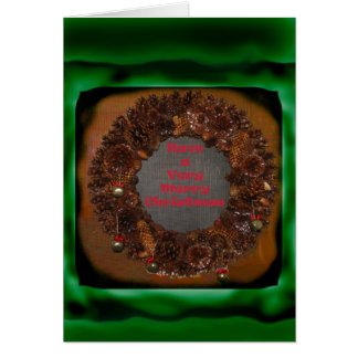 Grinalda Cartão Comemorativo