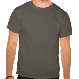 Grinalda do monograma t-shirts