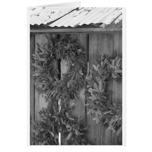 Grinalda do Natal Cartoes