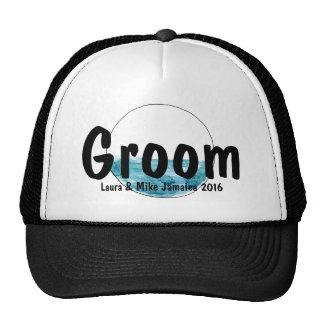 Groom circle boné