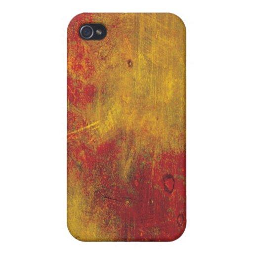 Grunge iPhone 4 Capa