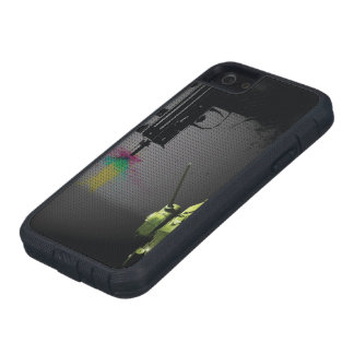 grunge do caso do iPhone 5/5s Capas Para iPhone 5