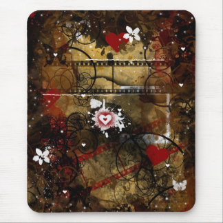 Grunge Mouse Pad