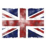 Grunge Reino Unido Convite Personalizados