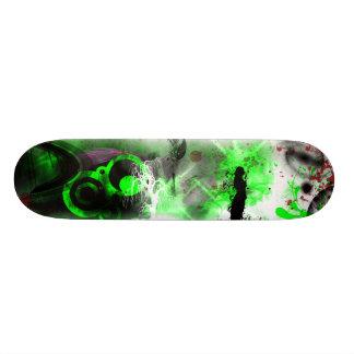 Grunge Shape De Skate 18,7cm