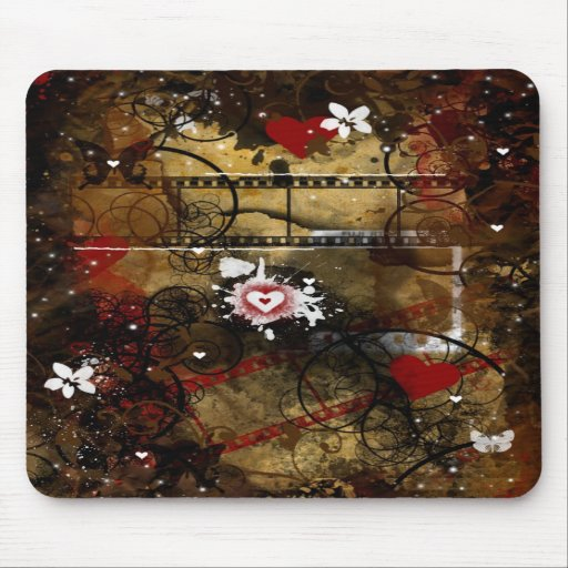 Grunge Mousepads