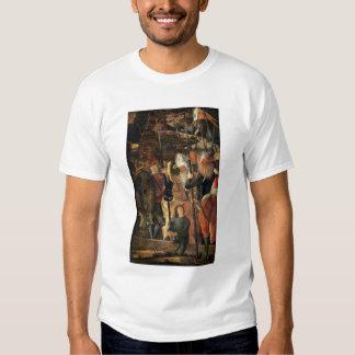 Grupo de Orientals, de judeus e de soldados, T-shirt