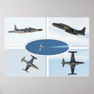 Grupo do plano da estrela de tiro P-80 5 Poster