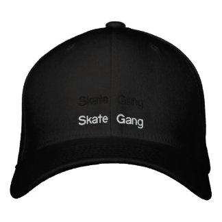 grupo do skate boné bordado