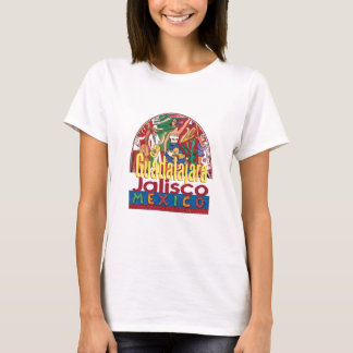 GUADALAJARA México Camisetas