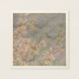 Guardanapo da tapeçaria da flor da amêndoa