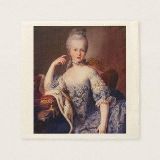 Guardanapo de Marie Antoinette