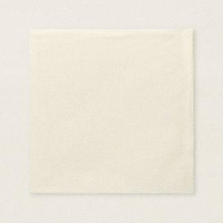 Guardanapo de papel feito sob encomenda - Ecru pad