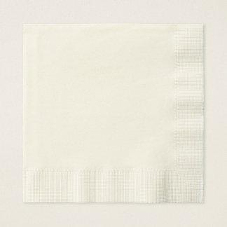 Guardanapo de papel feitos sob encomenda do almoço