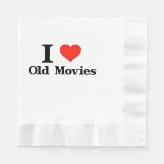Guardanapo De Papel Filmes velhos