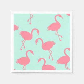 Guardanapo De Papel Flamingos