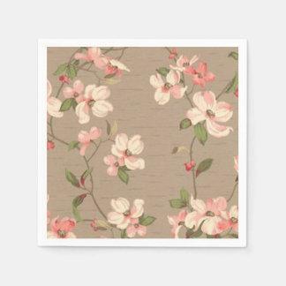 Guardanapo De Papel Flores de Apple