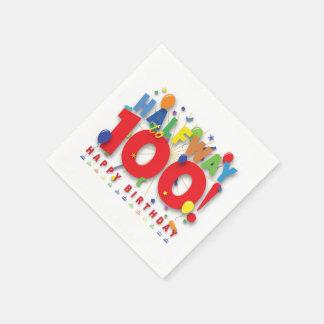 Guardanapo De Papel Incompletamente a 100!