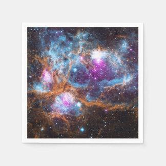Guardanapo De Papel Nebulosa da lagosta