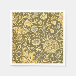 Guardanapo De Papel William Morris o design de Cherwell para o