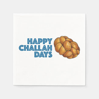 Guardanapo felizes de Hanukkah Chanukah dos dias