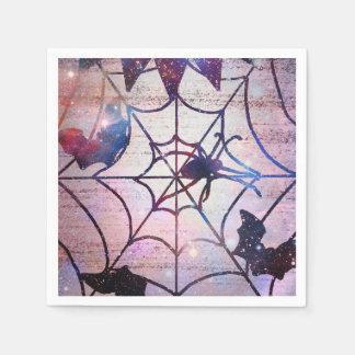 Guardanapo Sparkly da Web de aranha