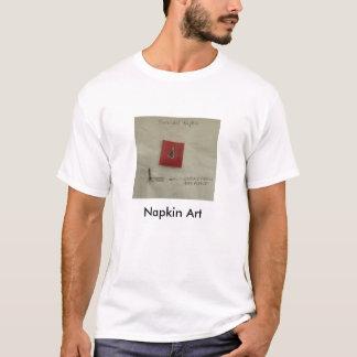 Guardanapo suicida camiseta