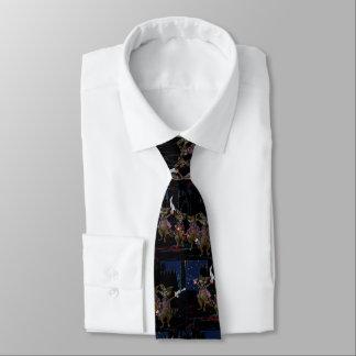Guaxinins maus gravata