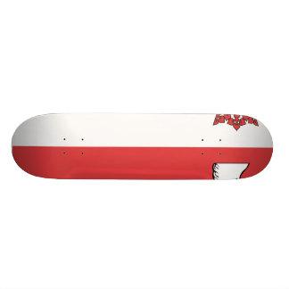 Guelph, Canadá Shape De Skate 21,6cm