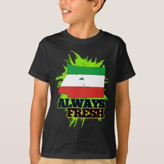 Guiné Equatorial sempre fresca Camiseta