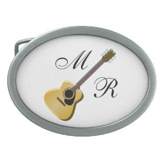 Guitarra acústica Monogrammed