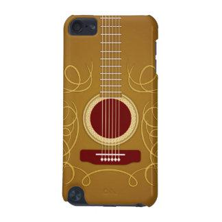 Guitarra clássica acústica capa para iPod touch 5G