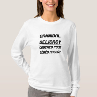 Guloseima do canibal t-shirts
