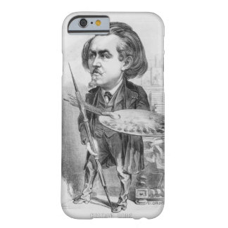 Gustave Dore (1832-83), caricatura 'de Le Boulev Capa Barely There Para iPhone 6