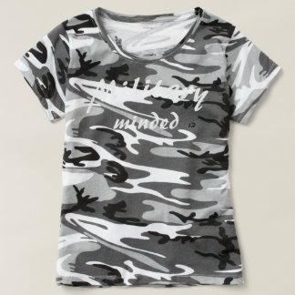(Gym Ops) Tshirt customizável ocupado militar de