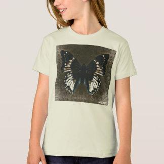 HAMbWG - camisa do T das crianças - borboleta de