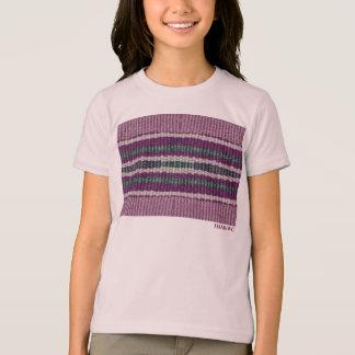 HAMbWG - camisa do T das crianças - rosa do