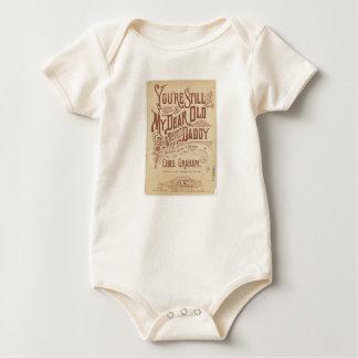 HAMbWG caro Velho Pai - t-shirt instantâneo do