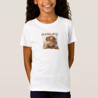 HAMbWG - t-shirt cabido - buldogue