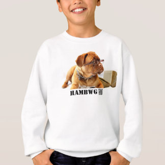 HAMbWG - t-shirt ou camisola - buldogue