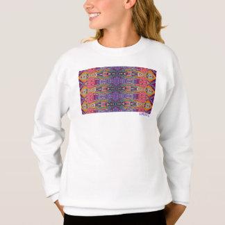 HAMbWG - t-shirt ou camisola - roxo aciganado