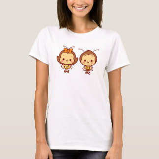 Hana & t-shirt de Hachi