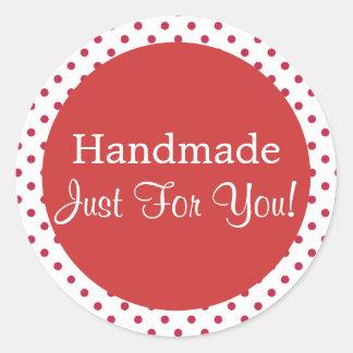 Handmade apenas para você adesivo