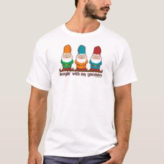 Hangin com meu Gnomies T-shirts