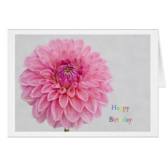 Happy Birthday Cartao