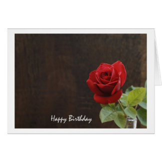 Happy Birthday Cartões
