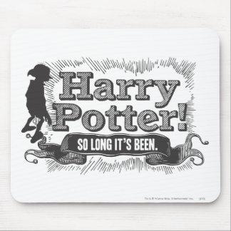 Harry Potter! Tem sido tão por muito tempo Mouse Pad