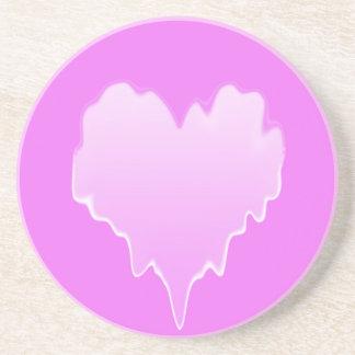 Heart.jpg derretido porta copos
